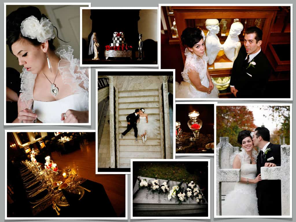 The College of Physicians of Philadelphia Mutter Museum Wedding