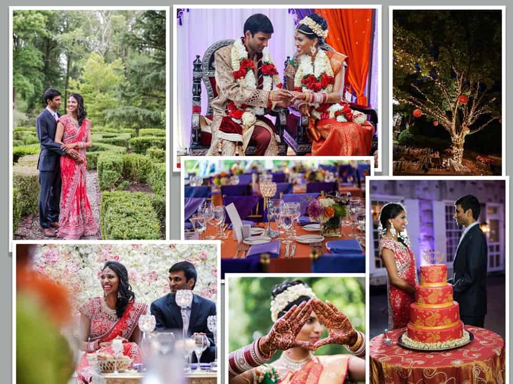 South Asian Elegance Wedding New Jersey