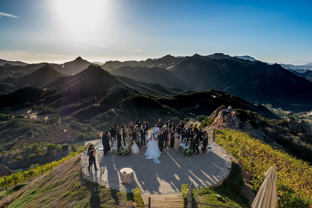 California Wedding by Elegant Events Planning and Design 5