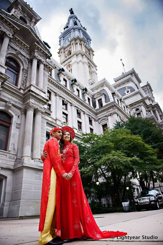 Philadelphia Blended Cultures Wedding 13