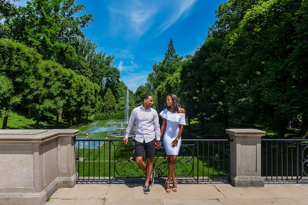 6-Elegant Events -Philadelphia wedding planner- engagement photos