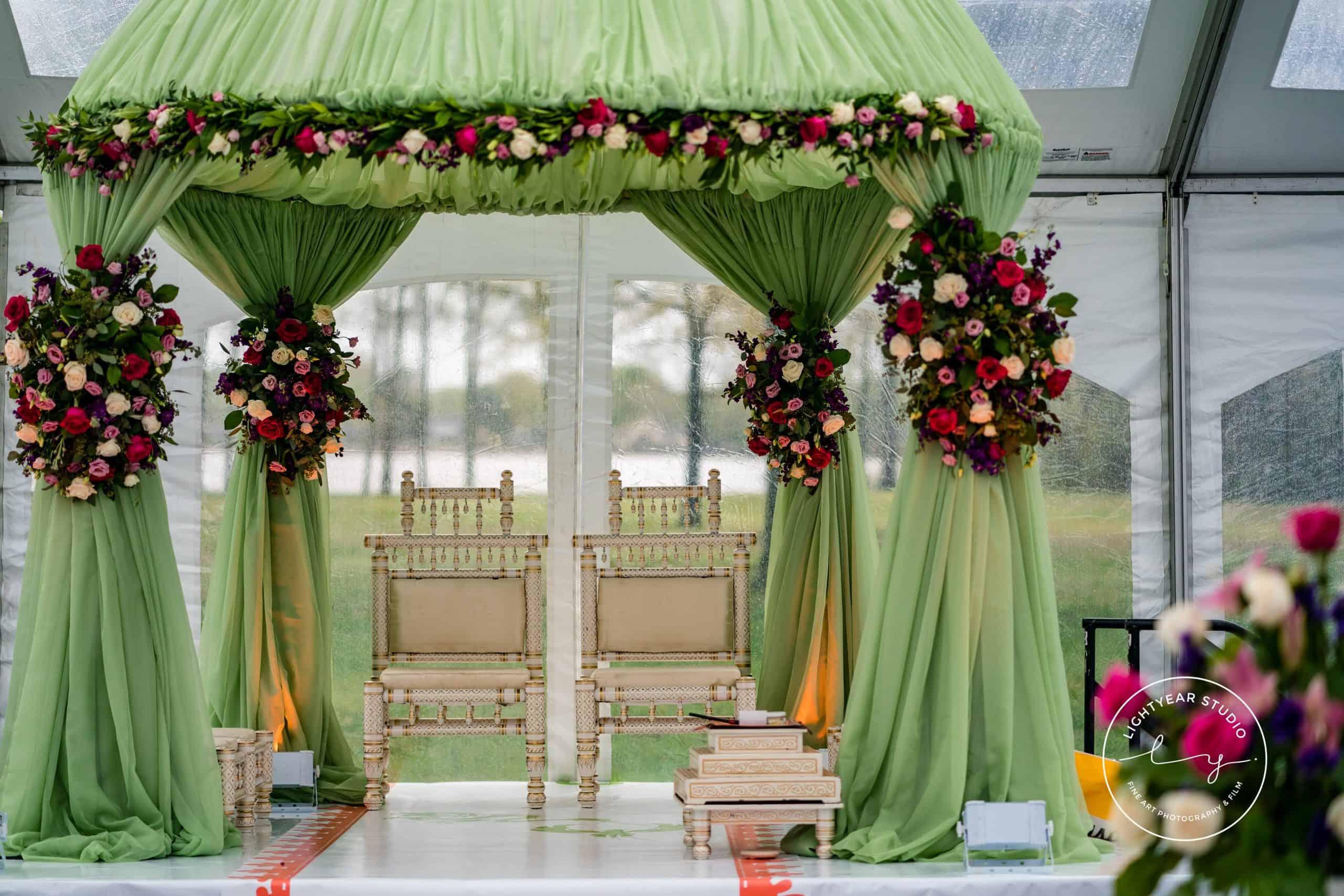 Indian Chinese Wedding Belle Voir Manor Elegant Events Philadelphia 24