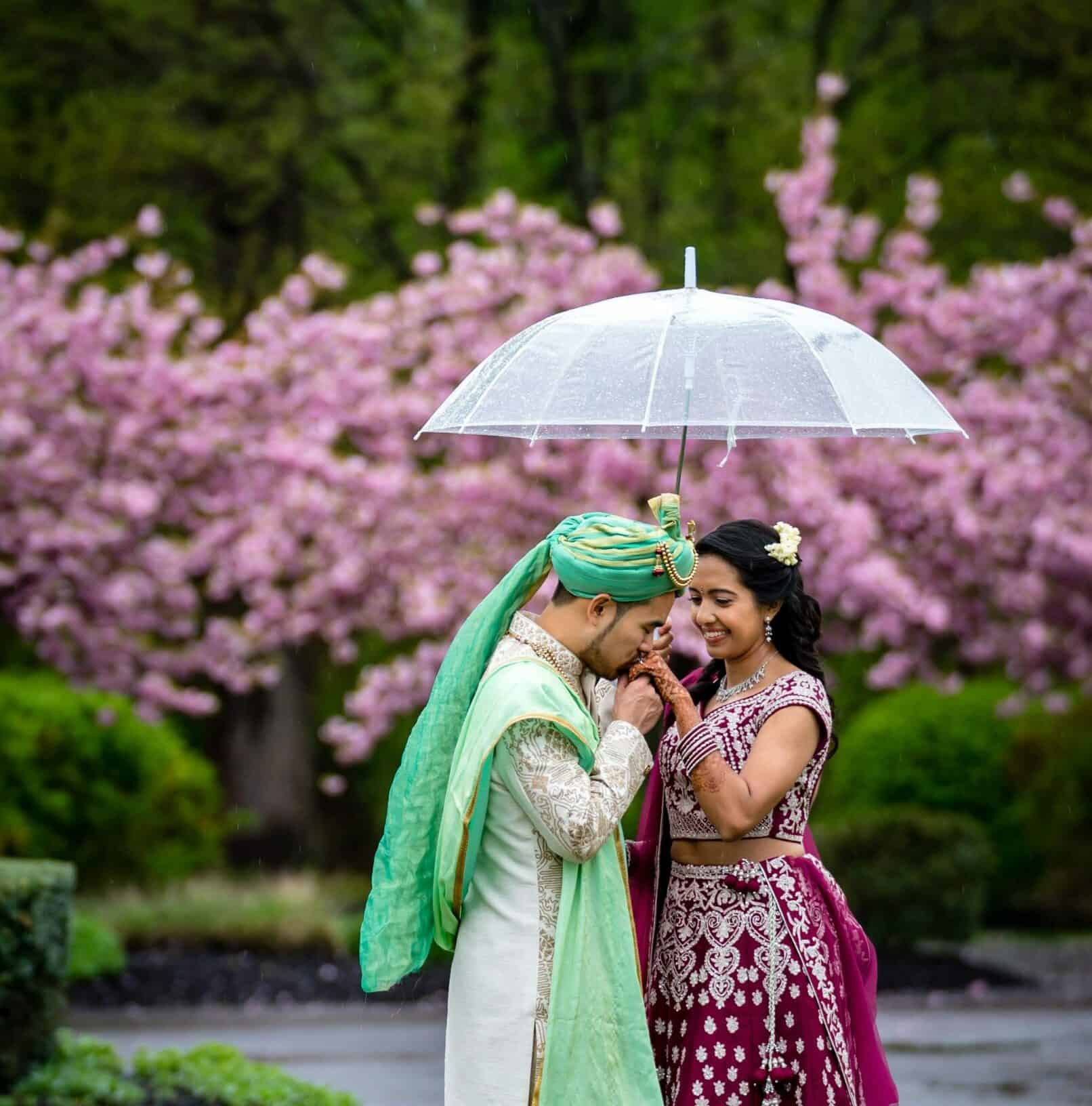 Chinese & Indian Wedding