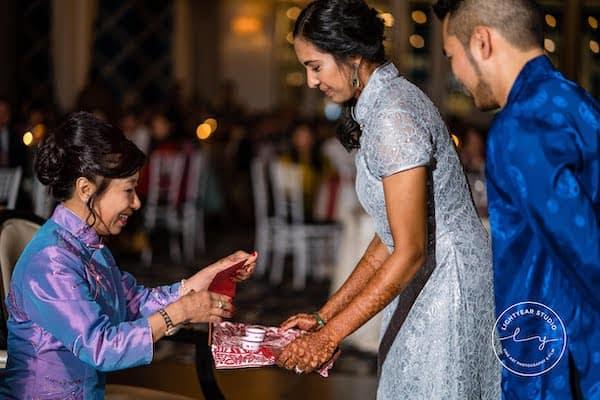 Philadelphia wedding - Philadelphia Multicultural wedding - Chinese Tea Ceremony - Elegant Events