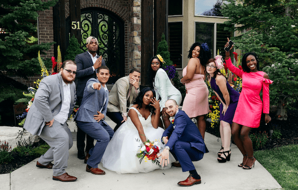3 - Philadelphia wedding – Philadelphia wedding planner- live stream weddings – weddings during COVID
