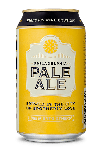 The popular India Pale Ale from the iconic Philly Yards Brewing Company