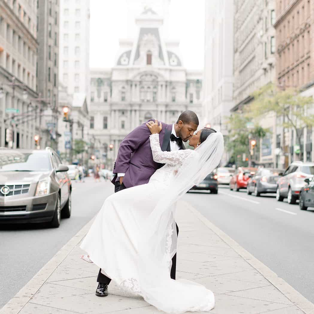 Center City Philadelphia Micro Wedding