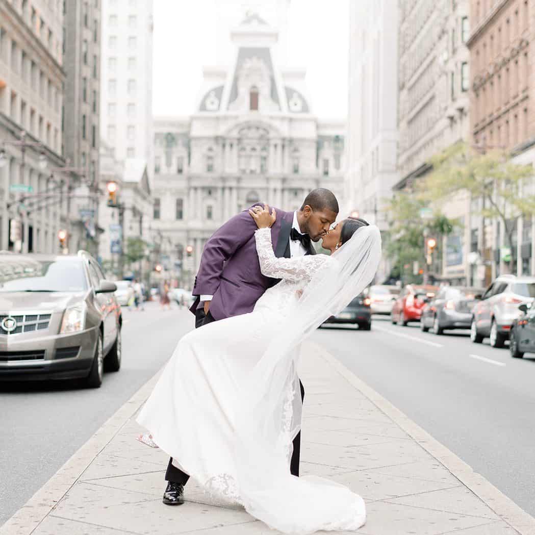Center City Philadelphia Micro Wedding