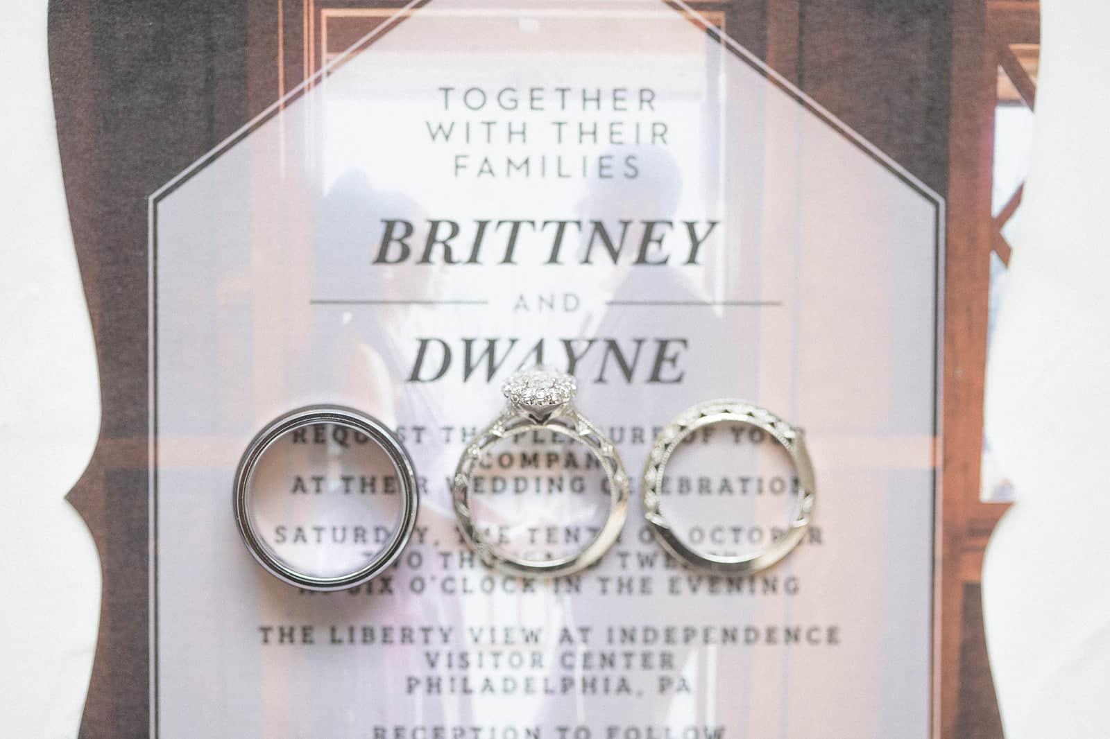 Brittany & Dwayne