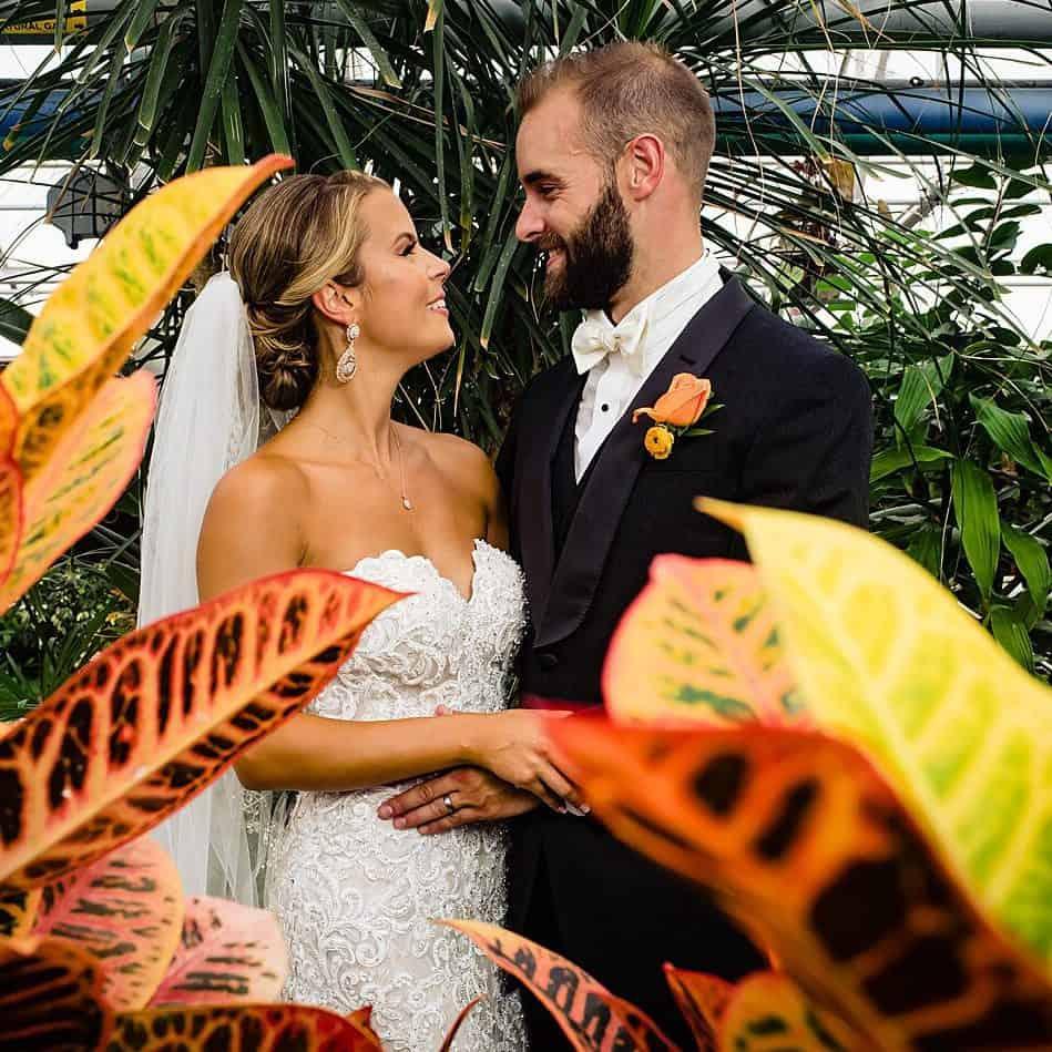 Fairmount Horticultural Center Micro Wedding